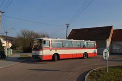 Autobus Karosa B 931 č. 442 z roku 1996